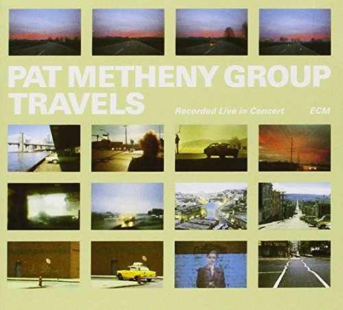 Price comparison product image Travels by Pat Metheny Group (2005-05-03)
