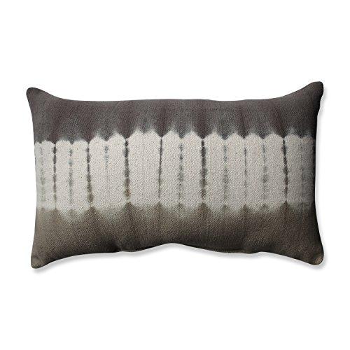 Pillow Band (Pillow Perfect Shibori Bands Rectangular Throw Pillow, Coffee/Latte)