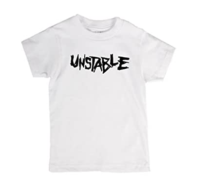 Amazon com: Unstable Dean Ambrose The Shield WWE Childrens T