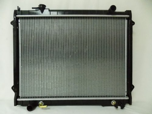 02 tacoma radiator - 1