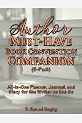 Author Must-Have Book Convention Companion (5-Pack): All-in-One Planner, Journal, and Diary for the Writer on the Go Paperback