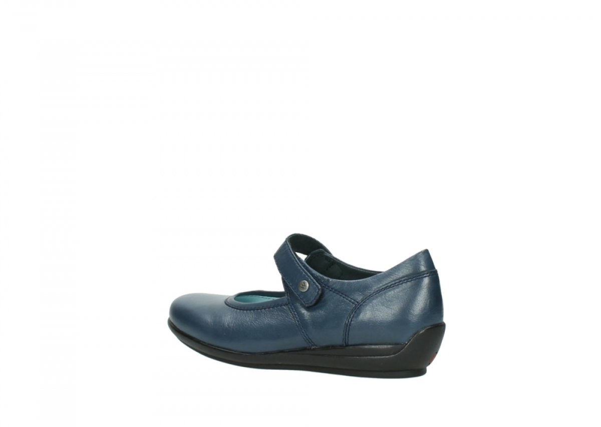 Wolky B01ITOLZHK Comfort Mary Janes Noble B01ITOLZHK Wolky 41 EU|30800 Blue Leather 5cb841