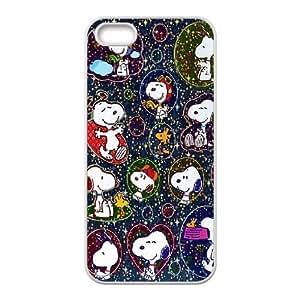 JenneySt Phone CaseCartoon Snoppy Design For Apple Iphone 5 5S Cases -CASE-12