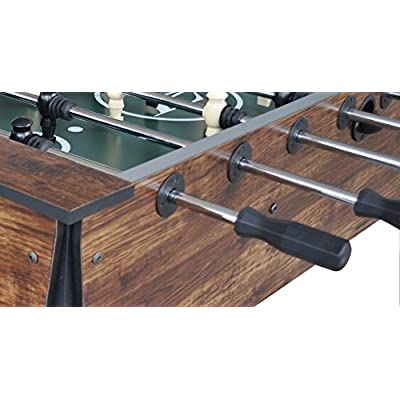 EastPoint Sports Newcastle Foosball Table, 54-Inch : Sports & Outdoors