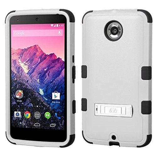Mybat TUFF Hybrid Phone Protector Cover with Stand for MO...