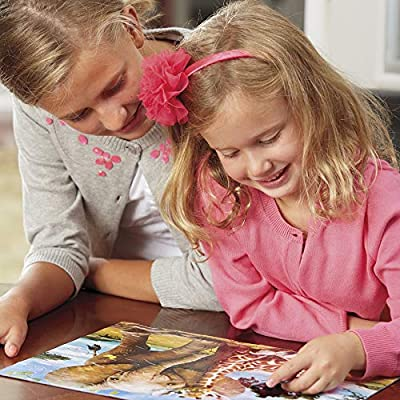 White Mountain Puzzles Tropical Treasures Seek & Find - 1000 Piece Jigsaw Puzzle: Toys & Games