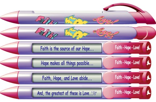 Greeting Pen Scripture Rotating 36031