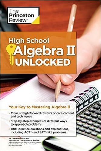 High School Algebra II Unlocked: Your Key to Mastering
