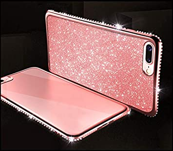 55f9062d72b6 Artfeel Bling Briller Coque pour Samsung Galaxy S9 Plus