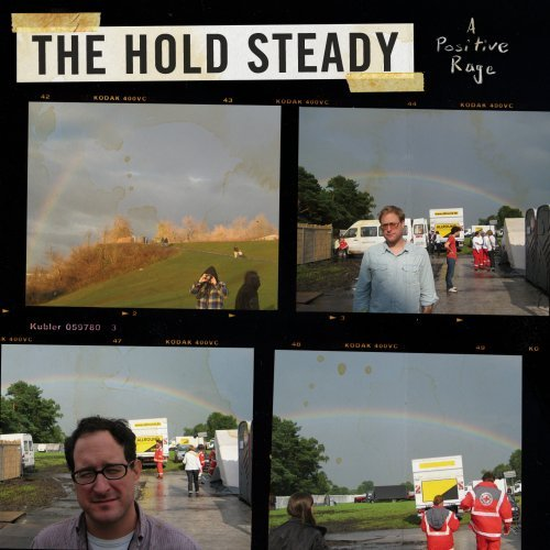 CD : The Hold Steady - A Positive Rage [cd And Dvd] [brilliant Box] (With DVD, Brilliant Box, 2PC)