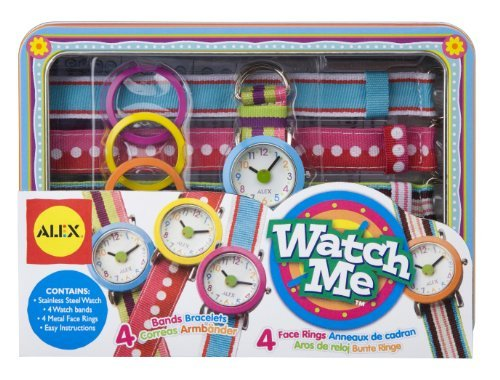 Alex Toys Do-it-Yourself Wear Watch Me by Alex by Alex Toys
