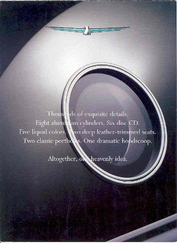 Ford Brochure - 2002 Ford Thunderbird Sales Brochure