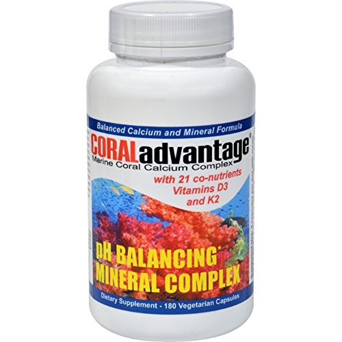 - Advanced Nutritional Innovations Coral Advantage - 180 Vegetarian Capsules
