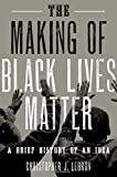 Book cover from The Making of Black Lives Matter: A Brief History of an Ideaby Christopher J. Lebron
