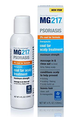 MG217 psoriasis thérapeutique 3%