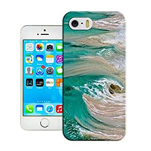 LarryToliver The Best And Newest Hard Case Skin Cover iphone 5/5s For Customizable Seaside landscape