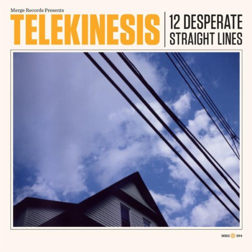 12 Desperate Straight Lines [E...