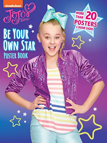 - Be Your Own Star Poster Book (JoJo Siwa)