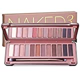(US) KRABICE Ultra Flawless 12 Eyeshadow Palette Eye Shadow Palette Makeup Kit Set Make Up Professional Box #3