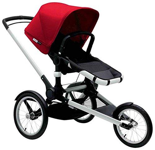 Bugaboo Runner Jogging Stroller - Red