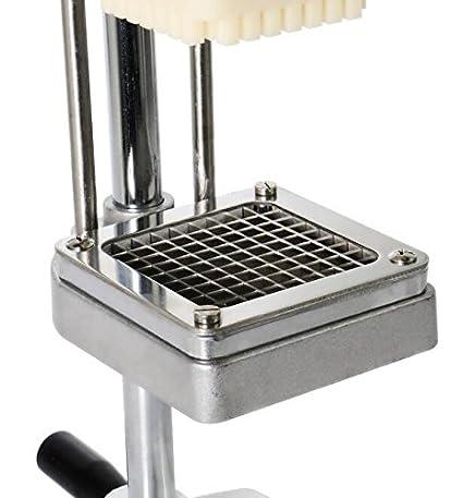 Máquina nueva de papas fritas de corte manual Cortador de papas ...