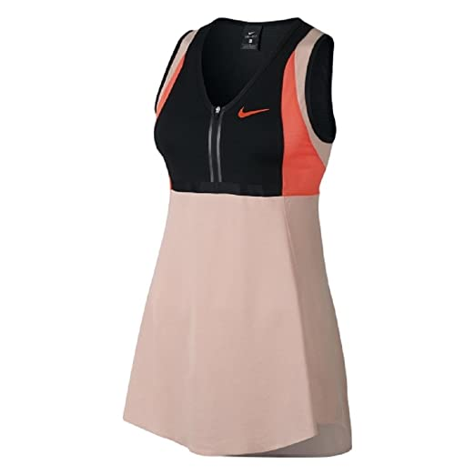84823d32b96c Amazon.com : Nike Women's Maria Sharapova Power Women's Tennis Dress ...