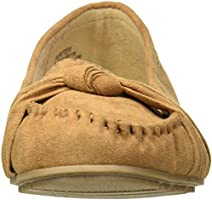 8e1830ff2a102 Jellypop Women's Porter Loafer Flat, Camel, 8.5 Medium US: Amazon ...