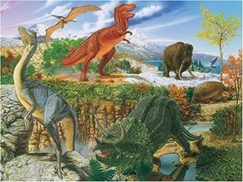 Dinos Animals 300-Piece Puzzle