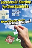 Secrets to Starting Your Own Business, Dave Cambrigton, 1499579438