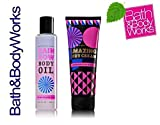 Bath & Body Works MARSHMALLOW MAGIC Gift Set – Amazing Body Cream and Body Oil Full Size Review