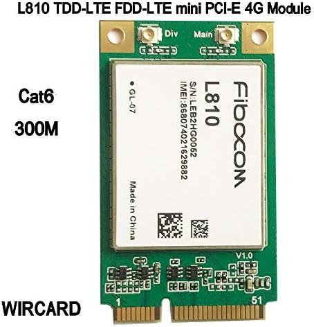 Miwaimao L810 L810-GL LTE 4G Module TDD-LTE FDD-LTE Mini PCI-E 4G Card