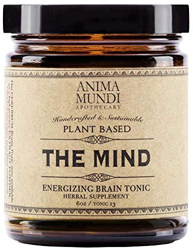 Anima Mundi The Mind Adaptogenic Brain Tonic (6oz)