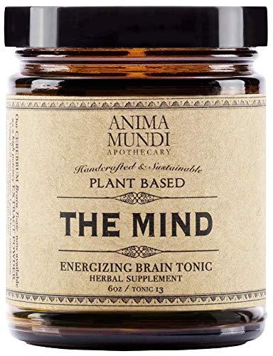 - Anima Mundi The Mind Adaptogenic Brain Tonic (6oz)
