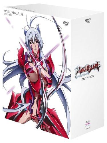 ウィッチブレイド DVD-BOX <9枚組> [限定版]