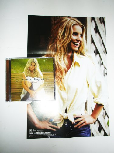 Posters Jessica Simpson - Jessica Simpson Do You Know Cd+ Poster