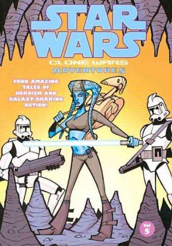 Star Wars: Clone Wars Adventures, Vol. 5 by Dark Horse Comics
