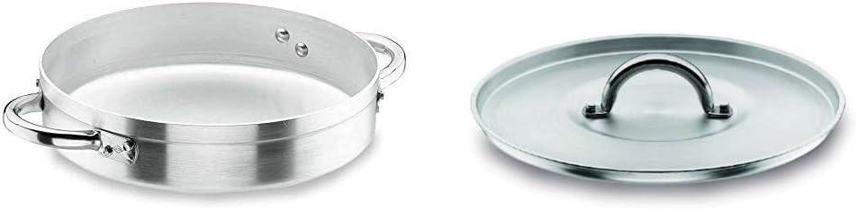 Tapa de aluminio 60 cm Lacor Chef-Aluminio Paellera