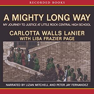 A Mighty Long Way Audiobook