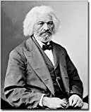 Frederick Douglass Brady Portrait 8x10 Silver Halide Photo Print