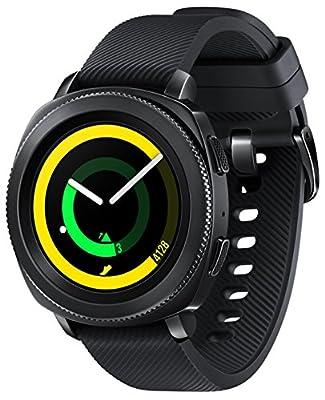 Samsung Gear Sport (SM-R600) Black, International Version, No Warranty
