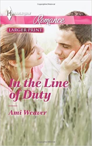 In the Line of Duty (Harlequin Romance)