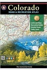 Colorado Benchmark Road & Recreation Atlas Paperback