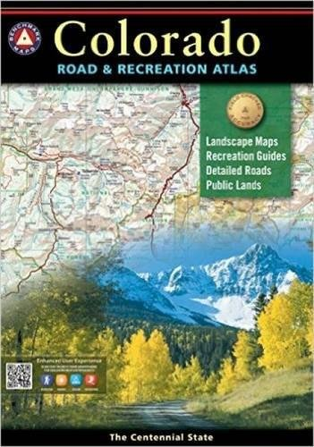 Colorado Benchmark Road & Recreation Atlas ()