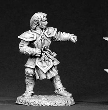 Reaper Iron Fist, Male Monk by Reaper