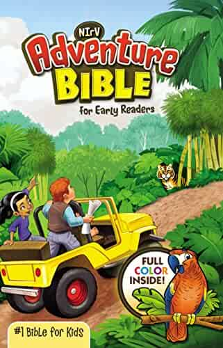 NIrV, Adventure Bible for Early Readers, eBook