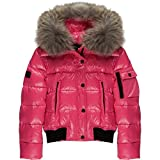 SAM Skyler Down Jacket - Girls' Geranium, 14