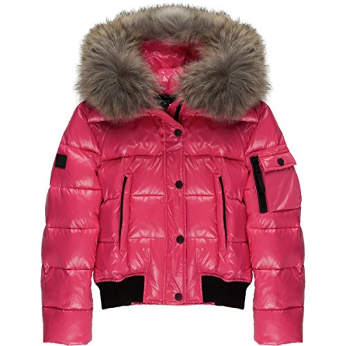 SAM Skyler Down Jacket - Girls' Geranium, 14 by SAM
