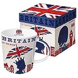Paperproducts Design Gift Boxed Porcelain Mug, 13.5 oz, Let Her Reign, Multicolor