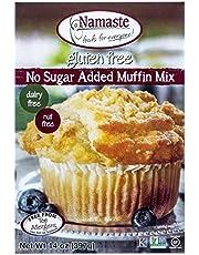 Namaste Gluten Free No Sugar Added Muffin Mix, 397 g