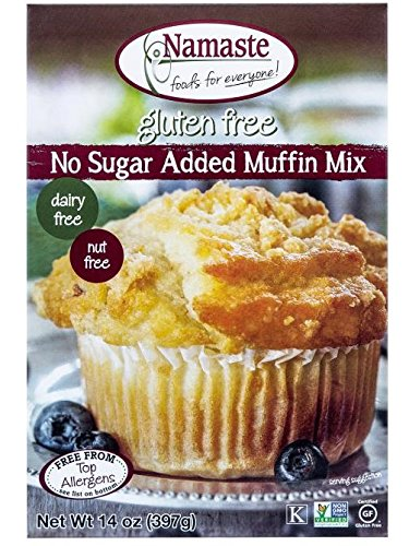 (Namaste Foods Mix Muffin WF GF SF, 14 Ounce)